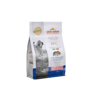 Almo Nature - Hond HFC Puppy brokken voor kleine honden