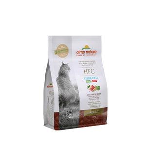 Almo Nature - Kat HFC Adult Sterilized brokken voor gecastreerde / gesteriliseerde katten