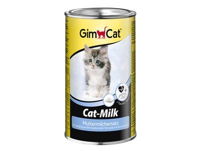 GimCat Cat Milk - Lekkere en gezonde kattenmelk voor kittens - 200g