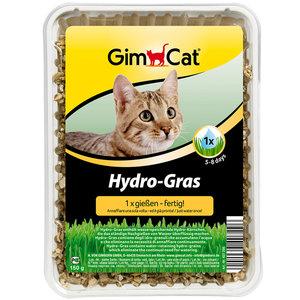 GimCat Hydro Gras - Anti-haarbal kattengras