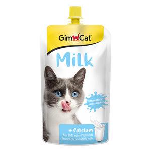 GimCat Milk - Gezonde melk voor katten