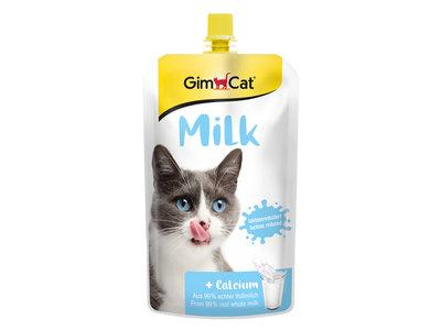 GimCat Milk - Lactosearme melk voor katten - 200ml
