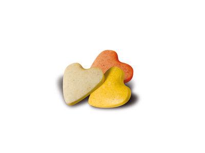 GimCat Schnurries Mix - Hartvormige kattensnack met lekkere ingrediënten - 140g
