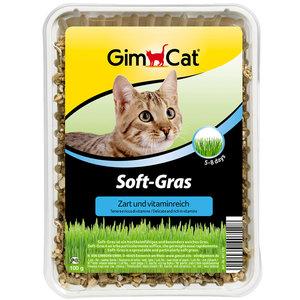 GimCat Soft Gras - Anti-haarbal kattengras