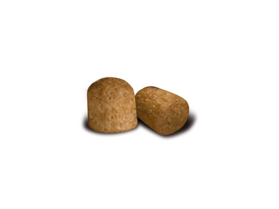 GimCat Vleesballetjes - Kattensnack met vleessmaak voor een gezond gebit - 100g