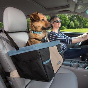 Verhoogde Autostoel voor Kleine Honden