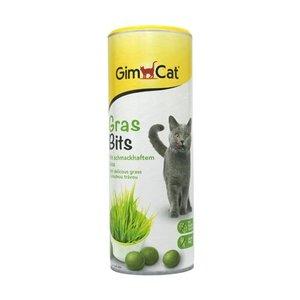 GimCat Gras Bits - Kattensnack met smaakvol gras