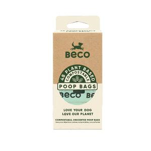 Beco Bags Compostable - Composteerbare hondenpoepzakjes op rol
