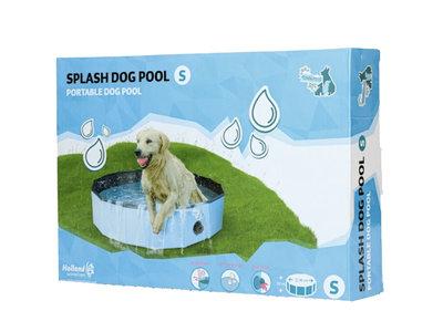 CoolPets Splash Dog Pool - Verkoelend zwembad voor honden - Spelenderwijs afkoelen - Verkrijgbaar in Small, Medium en Large