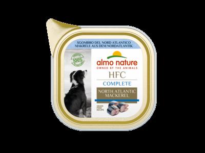 Almo Nature - Hond HFC Compleet natvoer voor volwassen honden - Diverse smaken - 17 Kuipjes van 85g