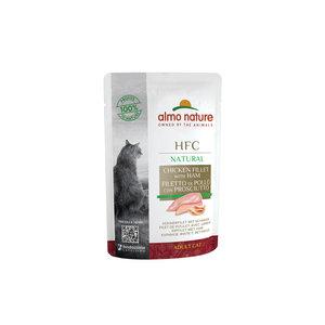 Almo Nature - Kat HFC Natural - Natvoer voor katten