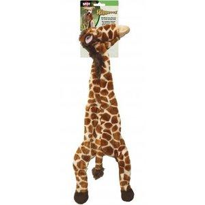 Skinneeez Plush Giraffe - vrij van pluche vulling