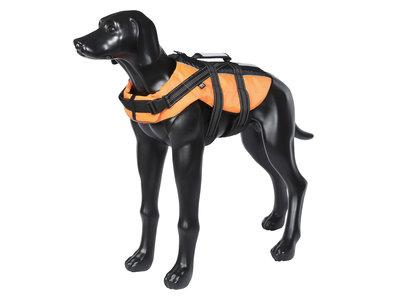 RukkaPets -  Zwemvest voor honden - Veilig op de boot - Lichtgewicht Reddingsvest - Verkrijgbaar in XS, S, M, L, XL
