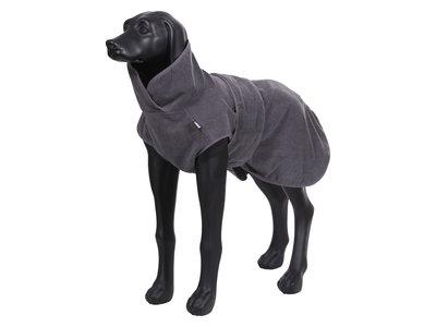 RukkaPets - Badjas voor honden van Microvezel - Sterk absorberend en lichtgewicht - Verkrijgbaar in XS, S, M, L, XL