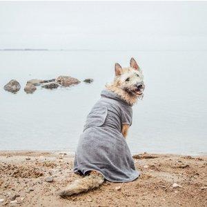 RukkaPets - Badjas voor honden van microvezel