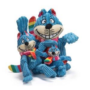 HuggleHounds Cheshire Cat Knottie - Hondenknuffel - XS/S/L