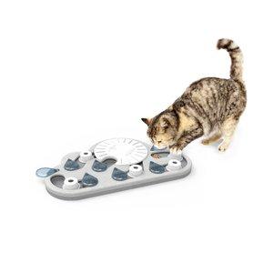 Petstages Rainy Day Kattenpuzzel vulbaar met snacks
