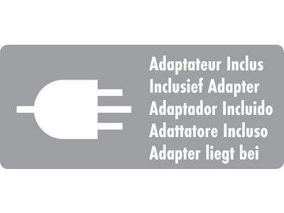 Petporte smart flap® kattenluik met scanner voor de microchip van jouw kat - Timerfunctie - Dierenarts-stand - Adapter bijgeleverd - Batterij back-up