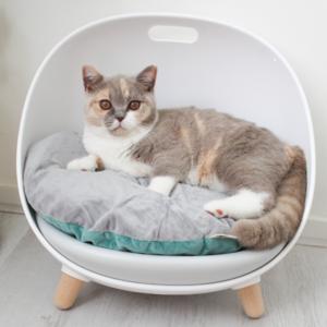 MS! Duku Cat Nest – 4 in 1 kattenmand - In 2 kleuren