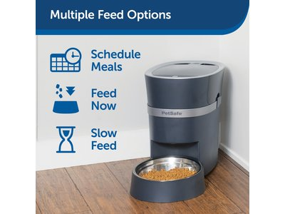 Drinkwell Smart Feed Automatic Pet Feeder