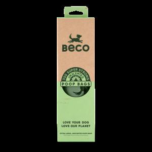 Beco Hondenpoepzakjes op Rol - 300 stuks