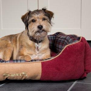 Scruffs Highland - Stevige Hondenmand in Blauw, Rood en Grijs