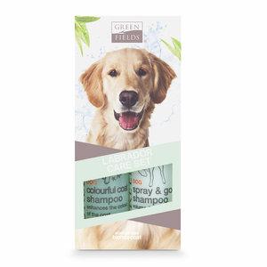 Vacht Verzorging Set voor Blonde Labrador