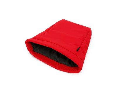 51 Degrees North  Storm Sleeping Bag - Slaapzak voor Kleine Honden - Warme Slaapplek in Antraciet, Grijs of Rood
