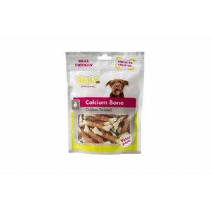 Hondensnoepjes met extra Calcium (kip) (15 zakjes )