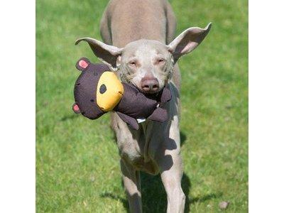 Beco Pets Pluche Knuffelbeer voor Honden