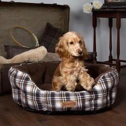 Stijlvolle Donut Hondenmand met Extra Comfort