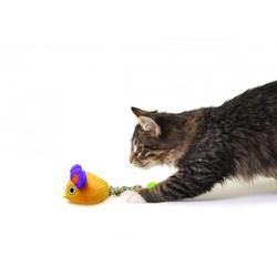 Bewegende Speelgoedmuis voor Katten