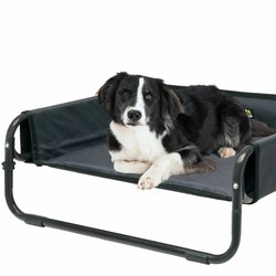Verhoogd en Opvouwbaar Hondenbed