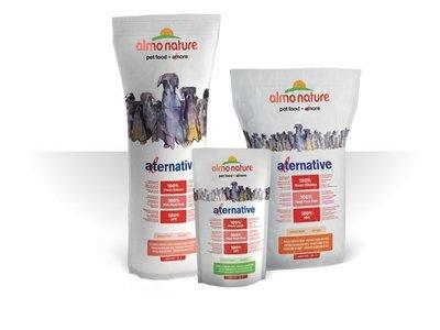 Almo Alternative Droogvoer voor Grotere Honden Lam & Rijst