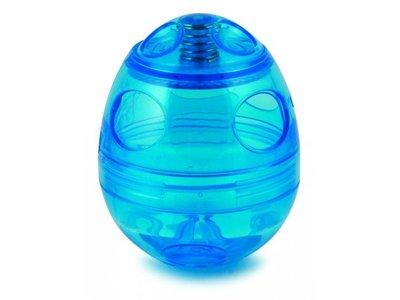 Speelgoed voor Kitten - Vulbaar speelgoed met instelbare uitdeelgaten - PetSafe Egg-Cersizer