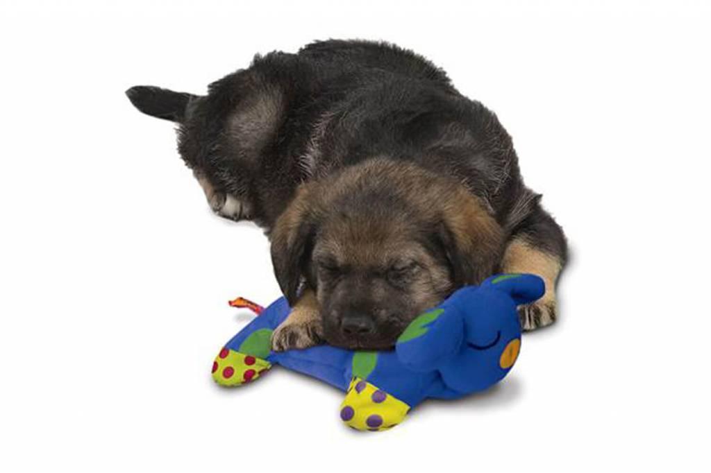 Warme, Kalmerende Knuffel voor Puppies