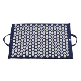 FITNESS MAD Acupressure Mat Bed of nails 67 x 41 cm (1kg) Blue
