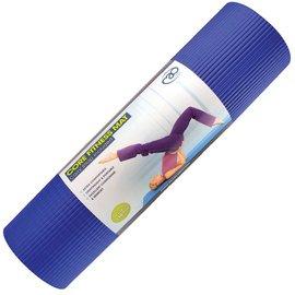 FITNESS MAD Core Fitness Mat Strap 182 x 58 x 1 cm (1.1kg) NBR Blauw