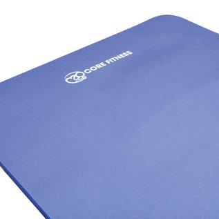 FITNESS MAD Core Fitness Mat Strap 182 x 58 x 1 cm (1,1 kg) NBR Blauw