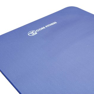 FITNESS MAD Studio Core Fitness Plus Mat Flatpack 182 x 58 x 1.5 cm (1.65kg) NBR Blue