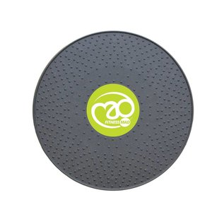 FITNESS MAD Balance Board 40 cm (0.85kg) adjustable black