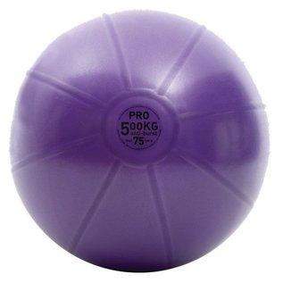 FITNESS MAD Studio Pro anti-burst 500Kg Swiss Gym Ball 75cm (2.1kg) Purple