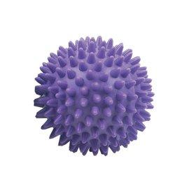 FITNESS MAD Balle de massage à picots Trigger Point 7 cm violet