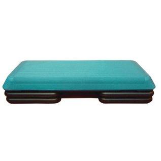 FITNESS MAD Extra level Step (stuk) stephoogte 5cm (0.9kg) hoogwaardig PE Zwart
