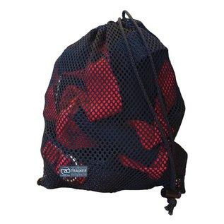 FITNESS MAD Studio Pro Suspension trainer tested 450kg including bag (max 125kg) black