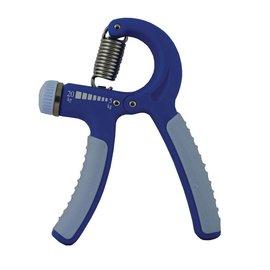 FITNESS MAD Pro Power Handgrip 5-20kg Licht verstelbare handknijper Blauw