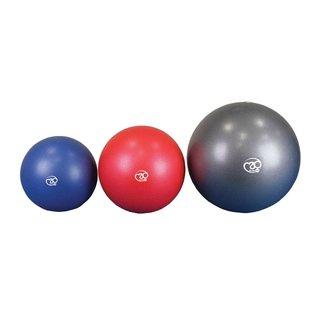 FITNESS MAD Fitness Mad Exer-Soft Pilates Ball 7 inch 18cm Gymnastics Blue Coach Balance