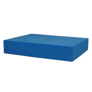 FITNESS MAD Pilates Yoga Sitting Block 320 x 250 x 60 mm Blue