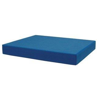 FITNESS MAD Yoga Pilates Head Block 150 x 205 x 25mm Blue