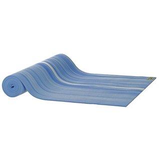 FITNESS MAD Warrior Plus Yoga Mat Fitnessmat 6 mm Sky Blue 183 x 61 x 0.6 cm (1.6kg)